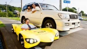 Най-ниската кола в света