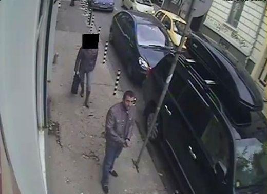 Крадец на коли! Ако го познаете, обадете се!