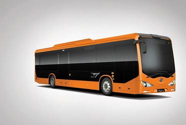 Електрически автобуси