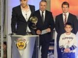 """Picture: Вижте кой е най-сърдит след """"Футболист на годината"""""""