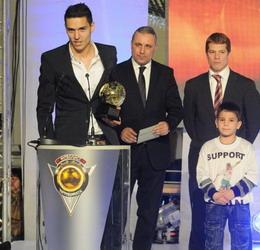 Футболист на Годината - 2012
