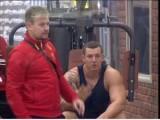 Picture: Борислав заби круше на Пацата след финала снощи