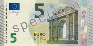 Пет евро