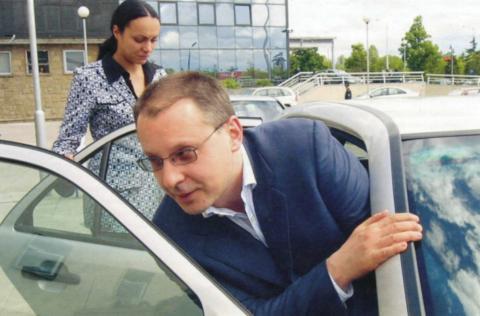 Ирена Борисова и Станишев