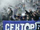 Picture: Кръв след финала за Купата на България, левскари пукнаха главата на полицай