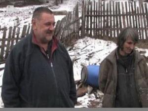 Лазар Бояджиев и съпругата му Краси