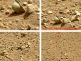 Picture: Марсоходът откри немска каска от Втората световна война