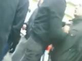 Picture: Скандален клип от протестите: