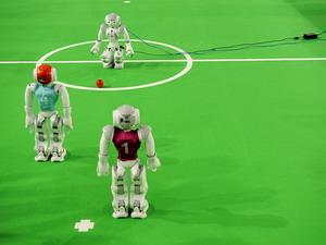 футбол за роботи