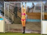 Футболистка