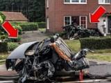 Picture: Поляк разцепи на две Audi S8 и си тръгна без драскотина