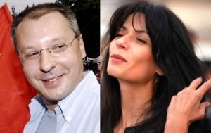 Моника и Станишев