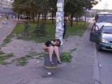 Picture: Смях и ЦИРК: Пияна студентка се заклещи!