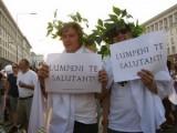 Протестът - ден осми