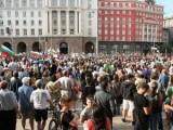 Протести срещу Орешарски