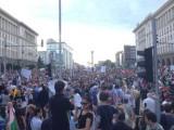 Picture: Над 20 000 души от Орлов мост се отправят към НДК по познатия маршрут