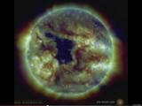 Picture: Апокалипсис: Дупка 6 пъти колкото Земята се образува в Слънцето
