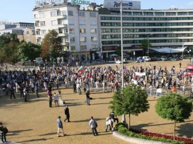 34-ти ден на протеста