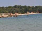 Picture: Протестиращи окупират плажа на Евксиноград по море и суша