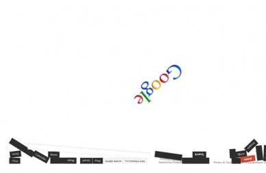 Google гравитация