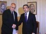 Picture: Президентът призова за спокойствие, Борисов за незабавно свикване на КСНС