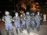 Picture: Ротират полицаите на протестите със служители от провинцията