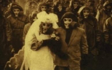 НАЙ-СТРЯСКАЩАТА сватбена снимка