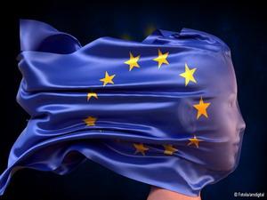Европа спи