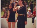 Picture: ОПА! Мацка си вдигна роклята пред Глория!