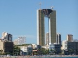 Picture: Шаш и паника! Издигнаха 47-етажен небостъргач без асансьори