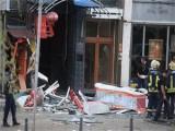 взрив в София
