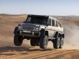 Picture: Mercedes-Benz G 63 AMG 6x6! 700 коня под капака! (СНИМКИ)