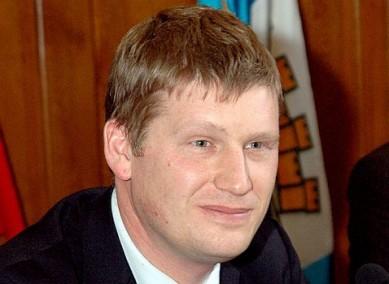 Джонатан Алън