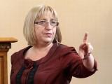 Picture: Цецка Цачева: Ако на БСП им стиска, да ходим на избори