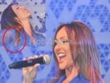 Picture: Глория доста е надебеляла, с подпухнало лице. Пее вир вода! (ФОТО)
