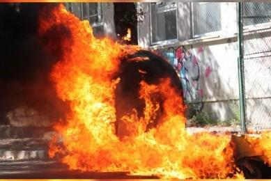 Запалиха колата на Генка Шикерова