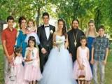 Отец Евгений и семейство
