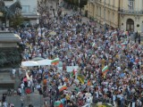 Picture: Протестна мрежа: Ако не си протестирал, все едно не си бил студент!