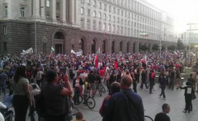 83-ия ден на протестите
