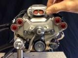 50-кубиков V8 двигател