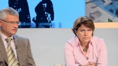 Татяна Дончева и Минчо Спасов