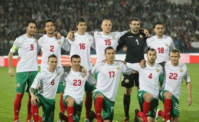 Български национален отбор по футбол