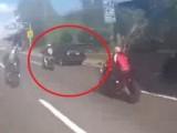 Picture: Рокери потрошиха джип, премазал техен брат! (ВИДЕО)