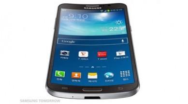 Samsung с извит екран