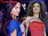 Picture: Вижте какво прави Райна, за да уголеми прелестите си!