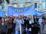 митинг на ГЕРБ в Пловдив