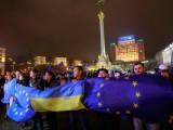 Picture: МЕГА-ПРОТЕСТ: Украинците с жива верига към Брюксел