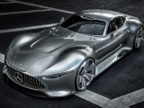 Picture: Mercedes-Benz показа виртуална суперкола (СНИМКИ)