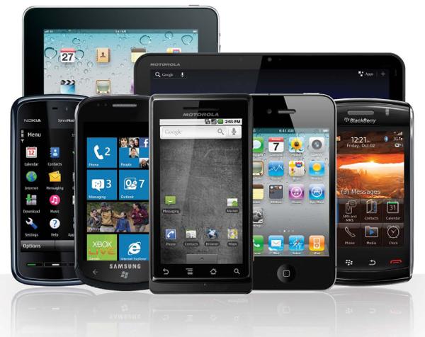 мобилни устройства