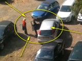 Picture: Видео, което разбива всички илюзии на шофьорите!!!